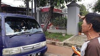 Parkir Sembarangan, Sopir Pikap Dihukum Push-up 10 Kali dan Ucapkan Sumpah 5 Kali