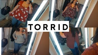 Fall Plus Size Inside The Dressing Room ft.  TORRID!!