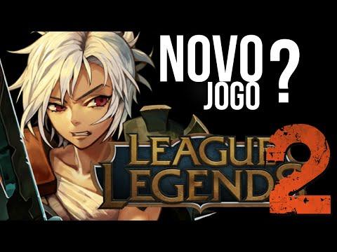 TEORIA GAMER: League of Legends 2? NOVO JOGO da RIOT GAMES vindo aí!