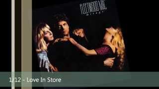Fleetwood Mac   Mirage   1-Love In Store
