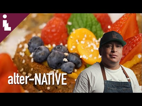 How This Navajo Chef Brings His Native Food Traditions Back