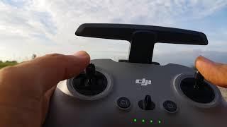 DJI-FPV เทสระบบ RTH และบินถ่าย พารามิเตอร์กับเครื่องบิน วิวสวยๆ By พลN3F