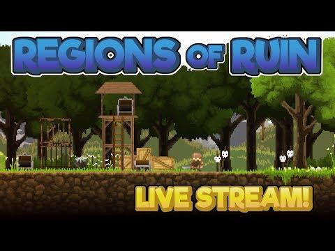 Exploring the Regions of Ruin!