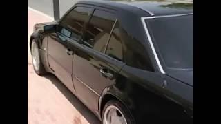 Mersedes-Bens W124 E500 DUBAI