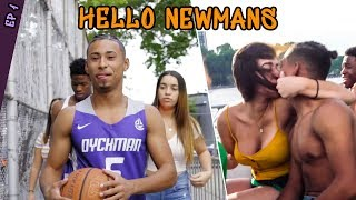 Julian Newman Almost Gets ARRESTED!? Jaden Is HEATED & Julian Struggles At Dyckman 😈