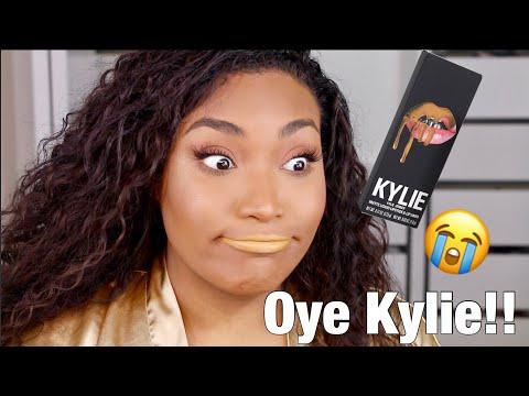 Velvet Liquid Lipstick by Kylie Cosmetics #9