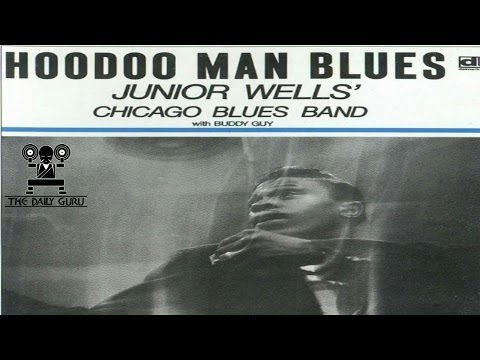 "Junior Wells, ""Hoodoo Man Blues"" Album Review – Full Album Friday"