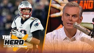 Steelers are successful father of AFC North, Colin talks Brady playing 5 more years | NFL | THE HERD