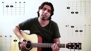 How to Polly Wants a Cracker Nirvana Guitar Lesson