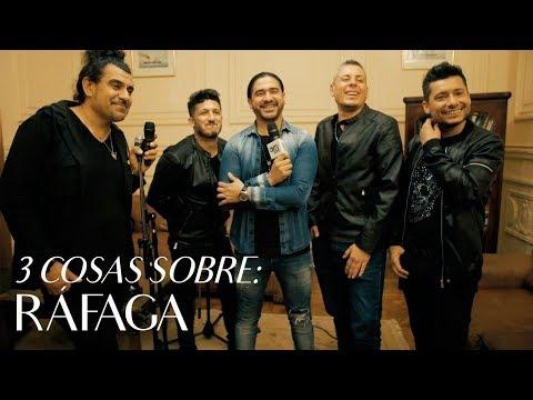 Ráfaga video #3 Cosa Sobre Ráfaga - CMTV 2018