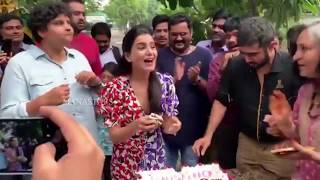 Oh Baby Movie Success Celebrations | Samantha | Nandini Reddy