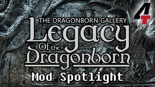 Legacy of the Dragonborn (Dragonborn Gallery) - Mod Spotlight