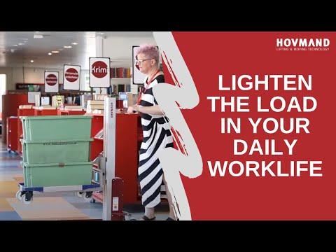 Hovmand - Light lifter - Impact 70 Icon