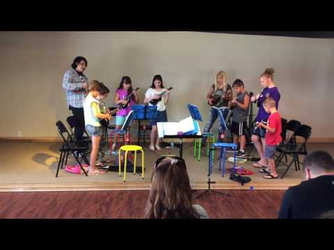 The Ukulele Day Camp at Cool Cats Music and Art Studio (Saginaw, TX)