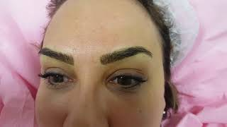 Full Microbladed Eyebrows by El Truchan @ Perfect Definition