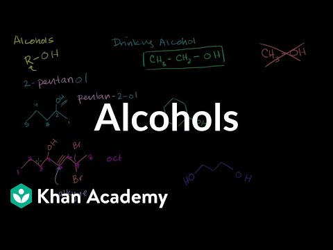 A thumbnail for: Alcohols, ethers, epoxides, sulfides
