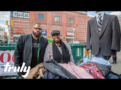 The Man Giving Suits To Ex-Convicts   TRULY