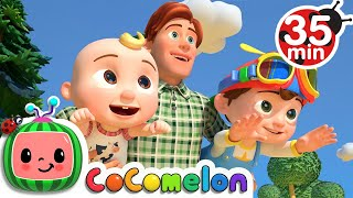 Father and Sons Song  | + More Nursery Rhymes & Kids Songs - CoCoMelon