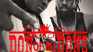 Jah Vinci Ft. Beenie Man - Don Of All Dons - July 2014