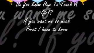 JoJo - How To Touch A Girl (With Lyrics)