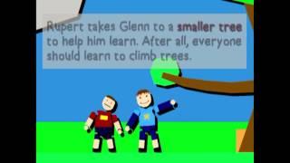 Rupert's Not Afraid of Climbing Trees! - iOS