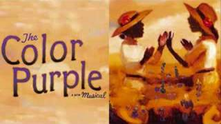 God is trying to tell you somethin(The Color Purple)