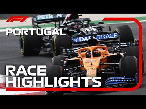 メルセデスのルイス・ハミルトンが通算92。第12戦ポルトガルGP(ポルトガル)の決勝レースハイライト動画