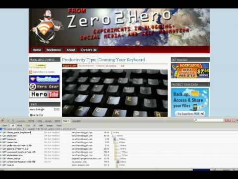 Zero 2 Hero - Firebug and SenSEO Review