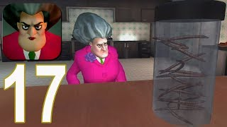 Scary Teacher 3D - Gameplay Walkthrough Part 17 - New Level Date Night Horrors(iOS, Android)