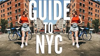WHERE TO LIVE IN NEW YORK CITY