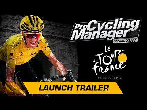 Tour De France / Pro Cycling Manager 2017 - Launch Trailer thumbnail