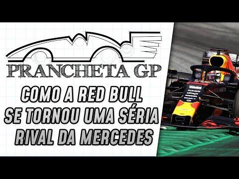 Como a Red Bull se tornou uma séria rival da Mercedes | Prancheta GP