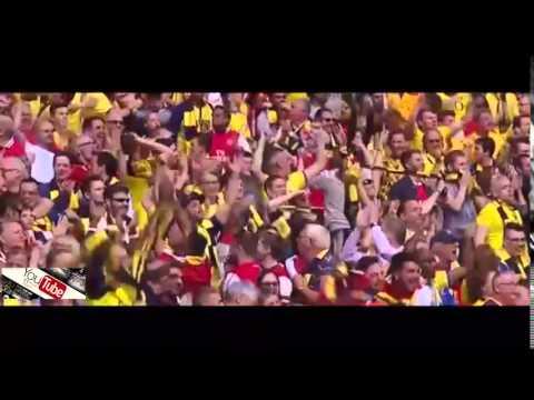 Alexis Sanchez Incredible Goal - Arsenal vs Aston Villa 3-0 FA Cup Final 2015