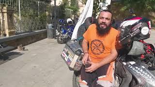 Συνεντευξη από την Αντρή Θρασυβούλου την ημέρα της επιστροφής μου στη Κύπρο.