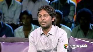 Manam Thirumbuthe - With Actor Vijay Vasanth - Part 1