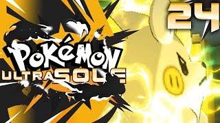 Togedemaru  - (Pokémon) - TOGEDEMARU DOMINANTE?! - Pokemon Ultrasole ITA - Episodio 24 !