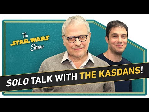 Solo Writers Lawrence and Jonathan Kasdan on Scripting Chewbacca's Lines, Plus New TV Spots!