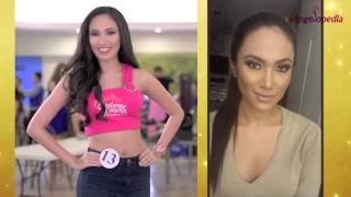 Binibining Pilipinas 2015 - Meet the contestants Part 3
