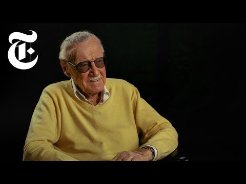 Stan Lee talked to The New York Times for their series The Last Word. With his death, the Times published the interview.