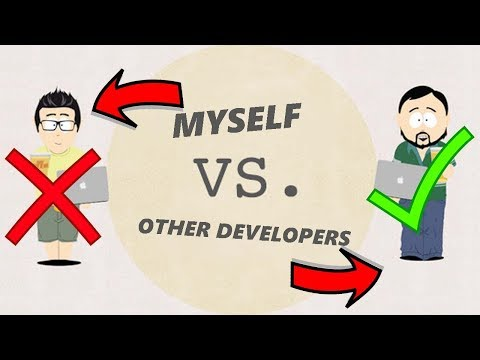 Comparing Yourself with other Web Developers