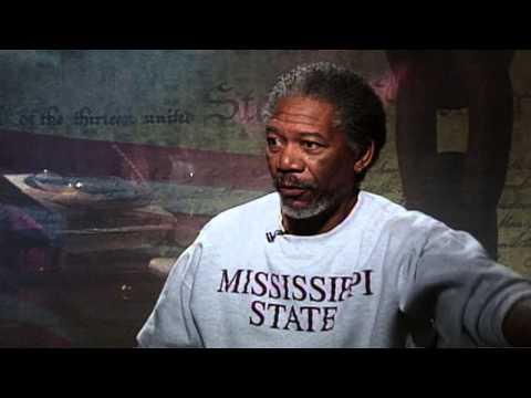 Amistad: Morgan Freeman Exclusive Interview