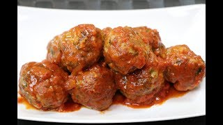 How to Make Meatballs – Homemade Meatballs Recipe
