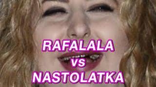 RAFALALA vs NASTOLATKA - Strzał z Dupska #12