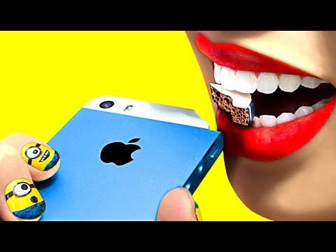 Download iPhone 100%ĂN ĐƯỢC!!! ĂN VỤNG TRONG LỚP AI LÀ HỌC SINH CẦN BIẾT HD Mp4 3GP Video and MP3