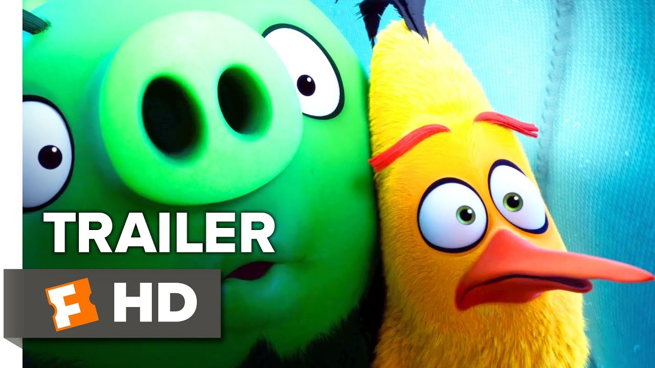 The Angry Birds Movie 2: 14 August, 2019