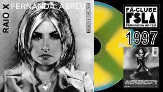 FERNANDA ABREU - RAIO X (1997) FULL ÁLBUM