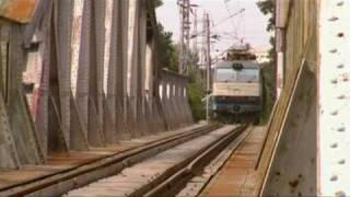 preview picture of video 'Odklony vlaků Hodonín - Holíč'