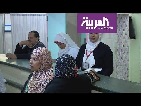 العرب اليوم - شاهد: فيديو يكشف حقيقة هروب طواقم استقبال مستشفى