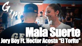 "Gero & Marta | Bachata Sensual | Mala Suerte   Jory Boy Ft. Hector Acosta ""El Torito"""