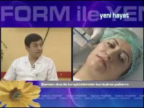 BÖLÜM 44 Dr Adnan Gürcan Newform ile Yenihayat / SOMON DNA İLE KIRIŞIKLIK TEDAVİSİ